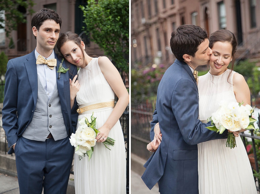 Brooklyn Green Building Wedding (Sarah Hoppes Photography)