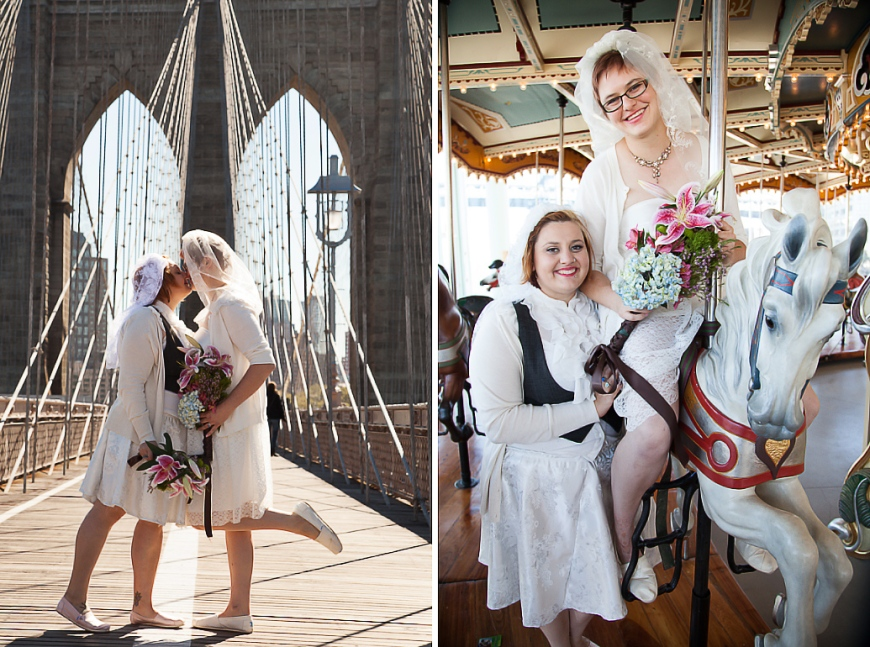 Elope in New York (Sarah Hoppes Photography)