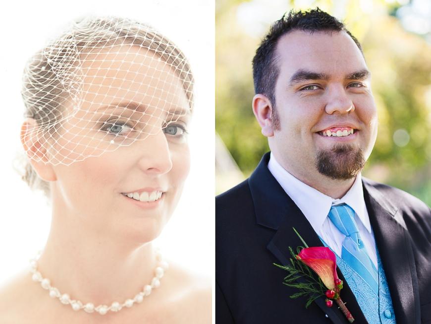 Bride and Groom Portraits (Sarah Hoppes Photography)