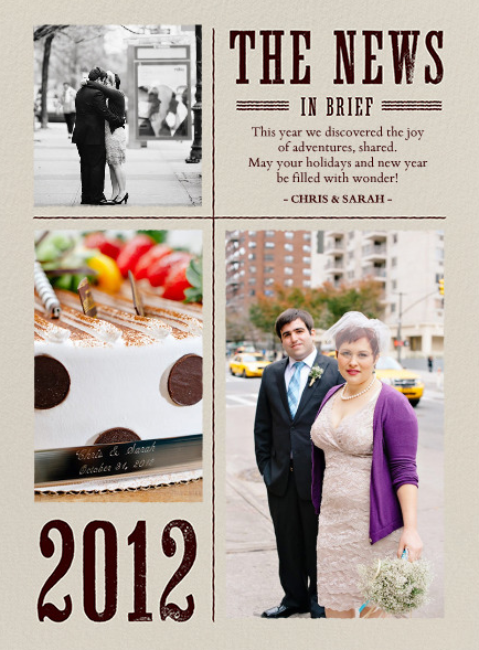 Card design courtesy paperless post.Images © Kelly Prizel Photography