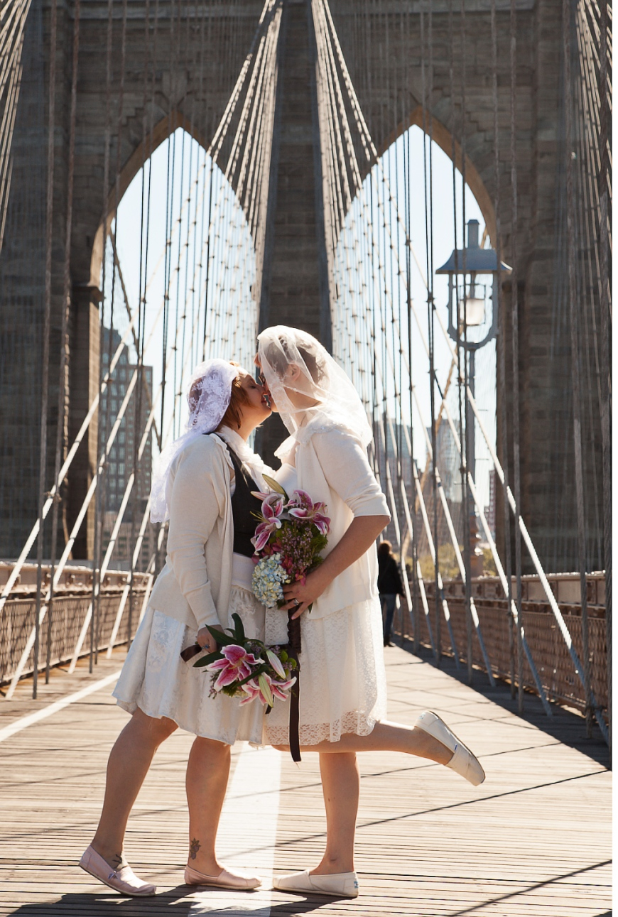 Brooklyn Elopement Photographer Sarah Hoppes