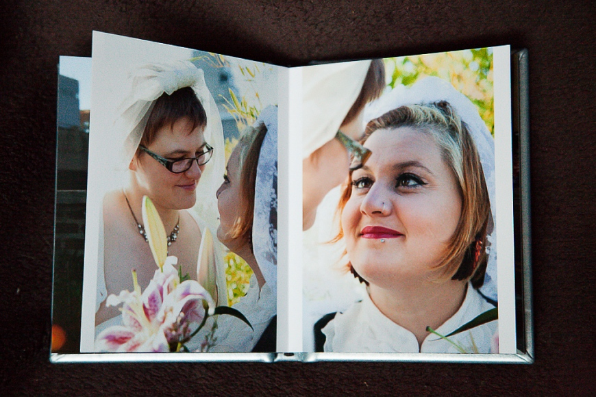 Sarah Hoppes Photo Wedding Album