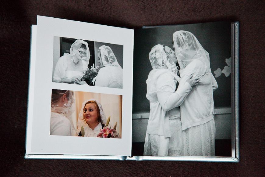 Sarah Hoppes Photo Wedding Album