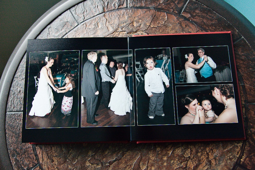 Ohio Wedding Album